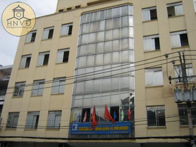 Rạp Cẩm Vân hiện nay là chi nhánh của trường CĐKTĐN