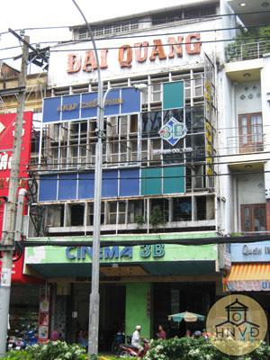Rạp Đại Quang nay là rạp Cinema 3B