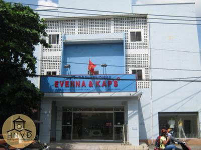 Rạp Đông Nhì ngày nay là 1 shop thời trang