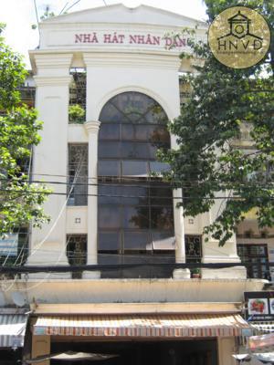 Rạp Hào Huê sai 1975 đổi tên là rạp Nhân Dân