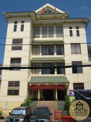 Rạp Hoàng Cung ngày nay là Cơ sở 2 Trung tâm văn hóa quận 5