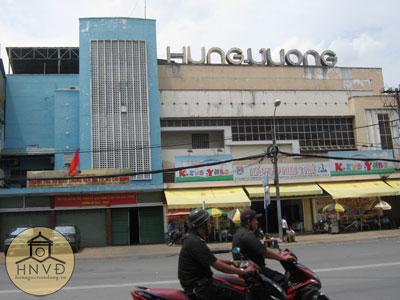Rạp Hùng Vương hiện nay là Hãng Phim Trẻ