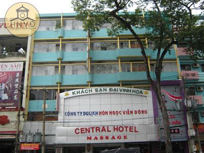 Rạp Kha Lạc nay là khách sạn