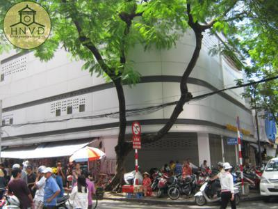Rạp Long Thuận nay là trụ sở 1 công ty thiết bị điện