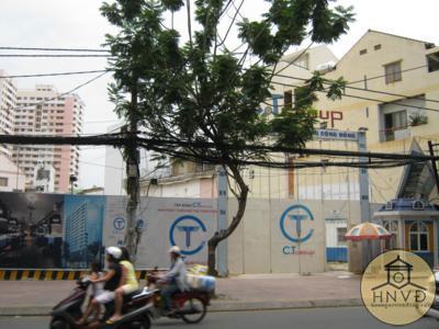 Vị trí rạp Minh Châu ngày nay