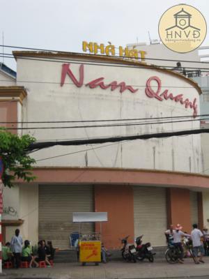 Rạp Nam Quang hiện nay
