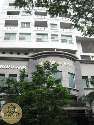 Rạp Thanh Bình hiện nay là cao ốc International Plaza